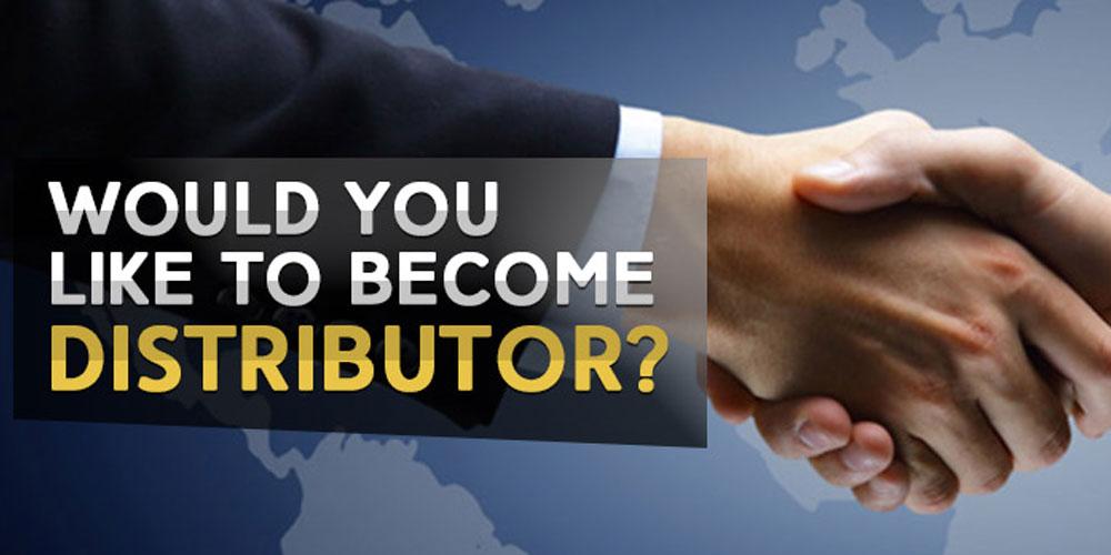 Would you like to become distributor?