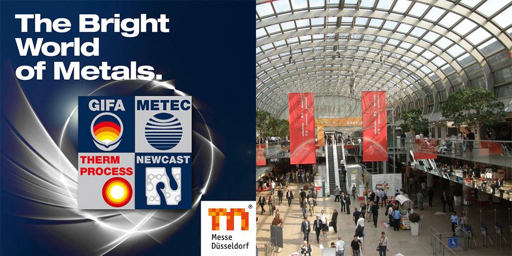 METEC the international trade fair for metallurgy